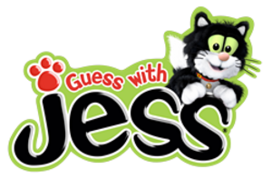 Guess with Jess - Image: Guess with Jess logo