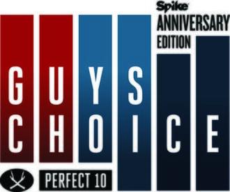 Guys Choice: Perfect 10 - Image: Guys Choice Perfect 10