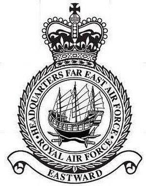 Far East Air Force (Royal Air Force) - Image: HQFEAF