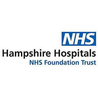 Hampshire Hospitals NHS Foundation Trust - Image: Hampshire Hospitals Foundation Trust