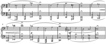 Hauer - Nomos Op.  19, alku.png
