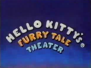 <i>Hello Kittys Furry Tale Theater</i> television series