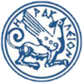 Heraklion Football Clubs Association - Image: Heraklion FCA Logo