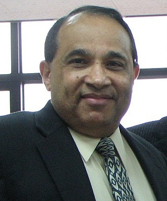 Narayan Sadashiv Hosmane - Image: Hosmane.Photo.March 08