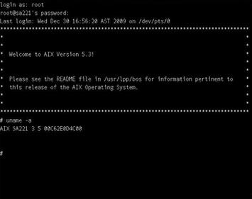 IBM AIX 53