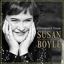 I Dreamed a Dream (Susan Boyle album - cover art).jpg