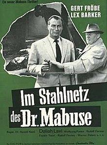 Im Stahlnetz Des Dr. Mabuse