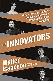<i>The Innovators</i> (book)