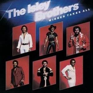 Winner Takes All (album) - Image: Isleyswinner