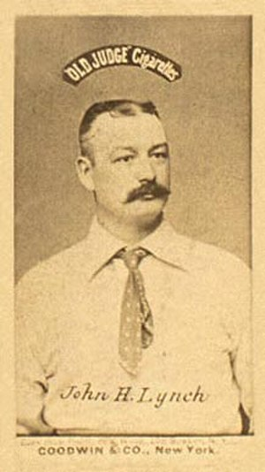 Jack Lynch (baseball) - Image: Jack Lynch