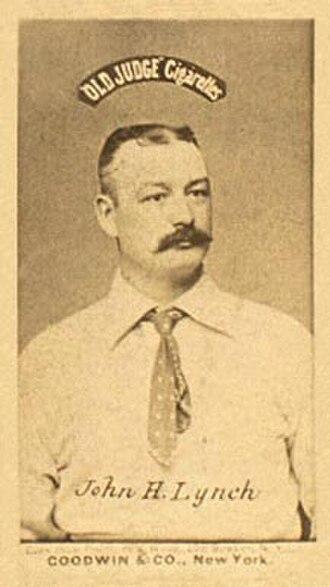 Jack Lynch (baseball) - Image: Jack Lynch