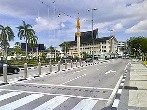 Jalan Sultan, Bandar Seri Begawan, Brunei Daru...