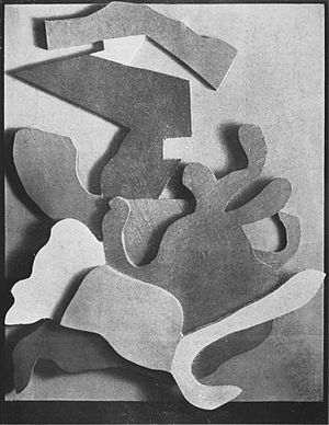 Jean Arp - Jean Arp, reproduced in 391, No. 8, Zurich, February 1919