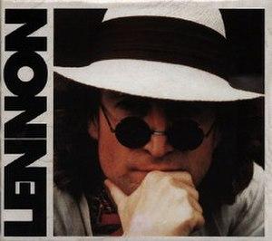 Lennon (box set) - Image: John Lennon albums Lennon
