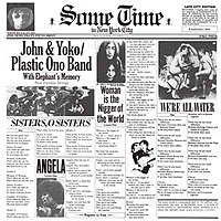 Some Time in New York City cover