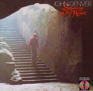 Seasons of the Heart (album) - Image: John Denver Seasons of the Heart album cover