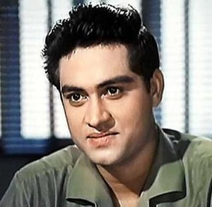 Joy Mukherjee - Image: Joy Mukherjee