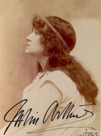 Julia Arthur - Julia Arthur, 1897