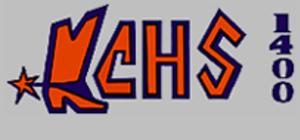 KCHS (AM) - Image: KCHS (AM) logo