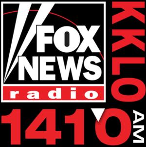 KKLO - Image: KKLO Fox News 1410 logo