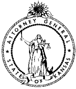 Kansas Attorney General - Image: KS Attorney General seal