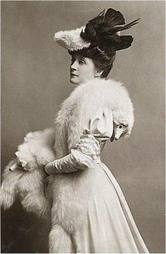 The Vortex - Kate Cutler (c. 1900)