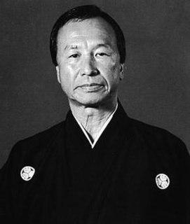 Keinosuke Enoeda Japanese karateka