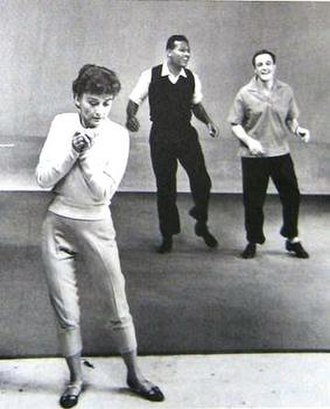 Stanley Donen - Jeanne Coyne with Kelly (far right) in 1958. Coyne married Donen in 1948 and later married Kelly in 1960.