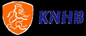 Netherlands men's national field hockey team - Image: Knhb logo 2
