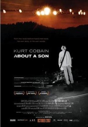 Kurt Cobain About a Son cover