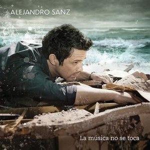 La Música No Se Toca - Image: La Música No Se Toca Cover