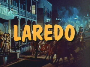 Laredo (TV series) - Title card