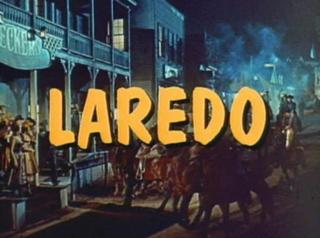 <i>Laredo</i> (TV series) television series
