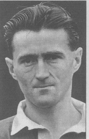 Len Boyd - Boyd as a Birmingham City player