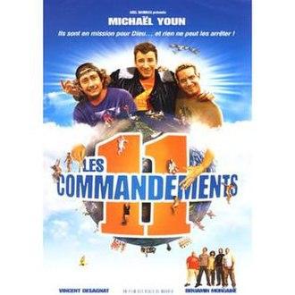 Les 11 commandements - Les 11 Commandements film poster