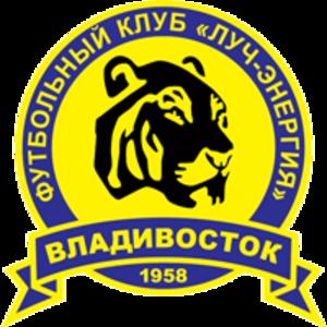FC Luch-Energiya Vladivostok - Image: Logo of Luch Energia Vladivostok