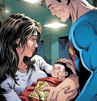 Jonathan Samuel Kent - Image: Lois Jon Superman