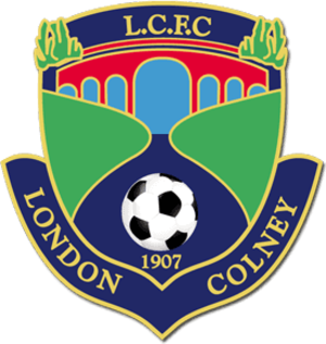 London Colney F.C. - Image: London Colney F.C. logo