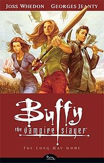 <i>Buffy the Vampire Slayer Season Eight</i> Comic book series