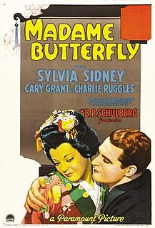 <i>Madame Butterfly</i> (1932 film) 1932 film