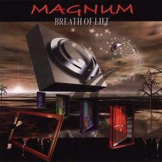 Breath of Life (Magnum album) - Image: Magnum Breath of Life