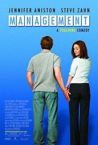 Management (film) - Promotional film poster