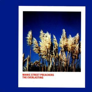 The Everlasting (song) - Image: Manic Street Preachers The Everlasting single cover