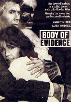 Body of Evidence (1988 film) - Promotional poster