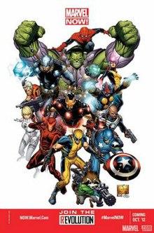 Marvel NOW! - Wikipedia