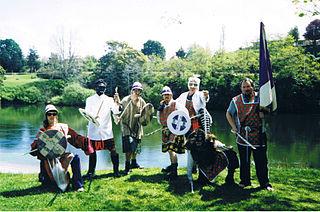 McGillicuddy Highland Army