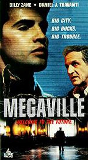 Megaville - VHS cover