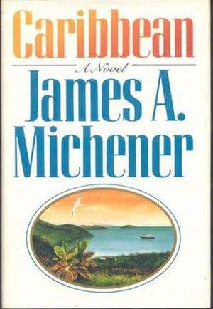 Caribbean (novel) - Image: Mich caribbean 1st ed