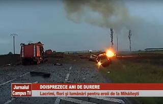 Mihăilești explosion 2004 Romanian fertilizer truck accident