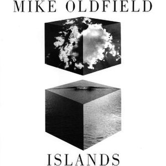 Islands (Mike Oldfield album) - Image: Mike oldfield islands album cover